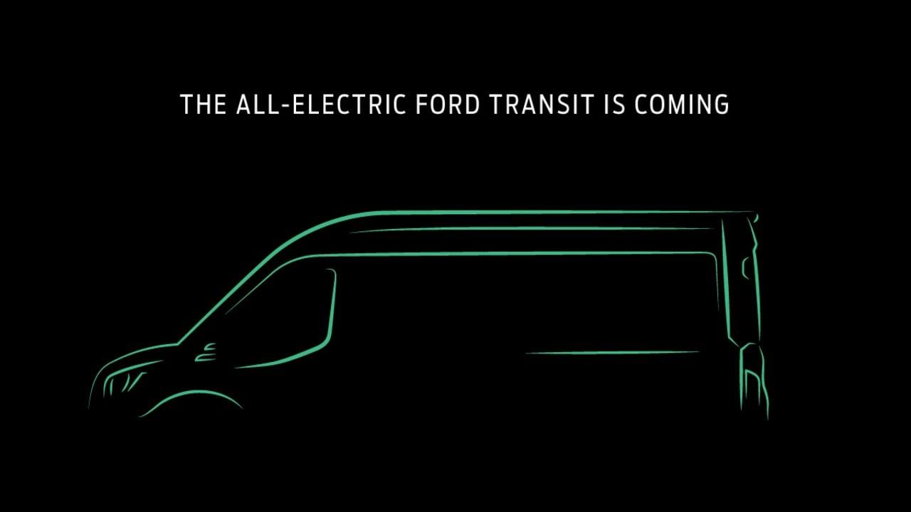 Ford sta per svelare il nuovo Transit elettrico thumbnail