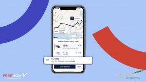 I viaggi aziendali diventano ancora più semplici  FREE NOW si connette con Amadeus cytric per una gestione più efficace dei viaggi aziendali.