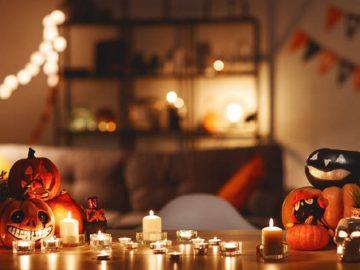 Halloween a casa durante la pandemia