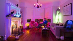 Aspettando Halloween – altre decorazioni per una Smart Home spaventosa  Siamo agli sgoccioli quindi prepariamoci a sistemare le ultime decorazioni
