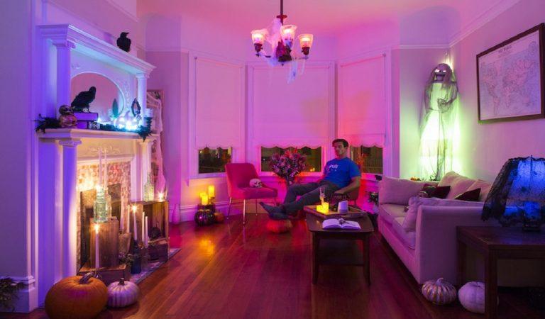 Aspettando Halloween – altre decorazioni per una Smart Home spaventosa