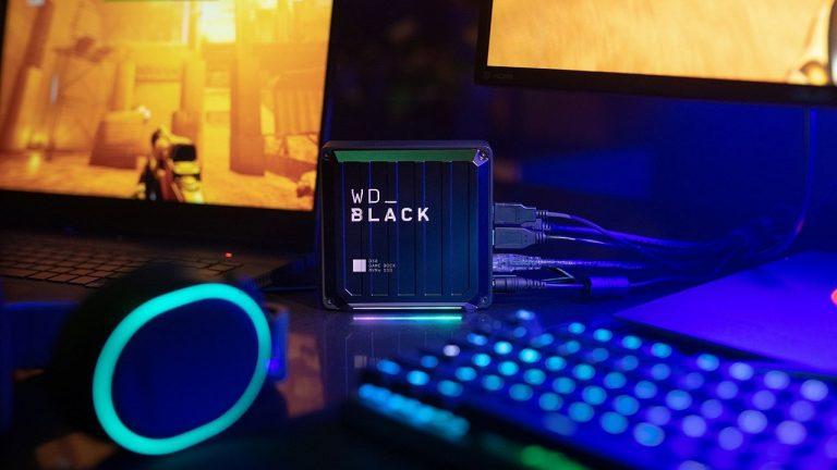 hard disk ssd wd_black