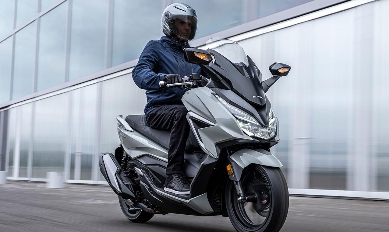 scooter honda-forza-350-2021