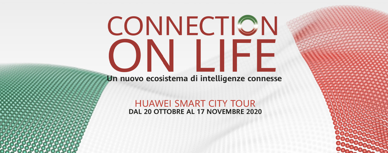 huawei smart city tour 2020