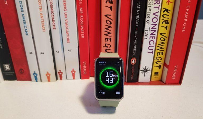 Recensione Huawei Watch Fit: il tuo personal trainer da polso