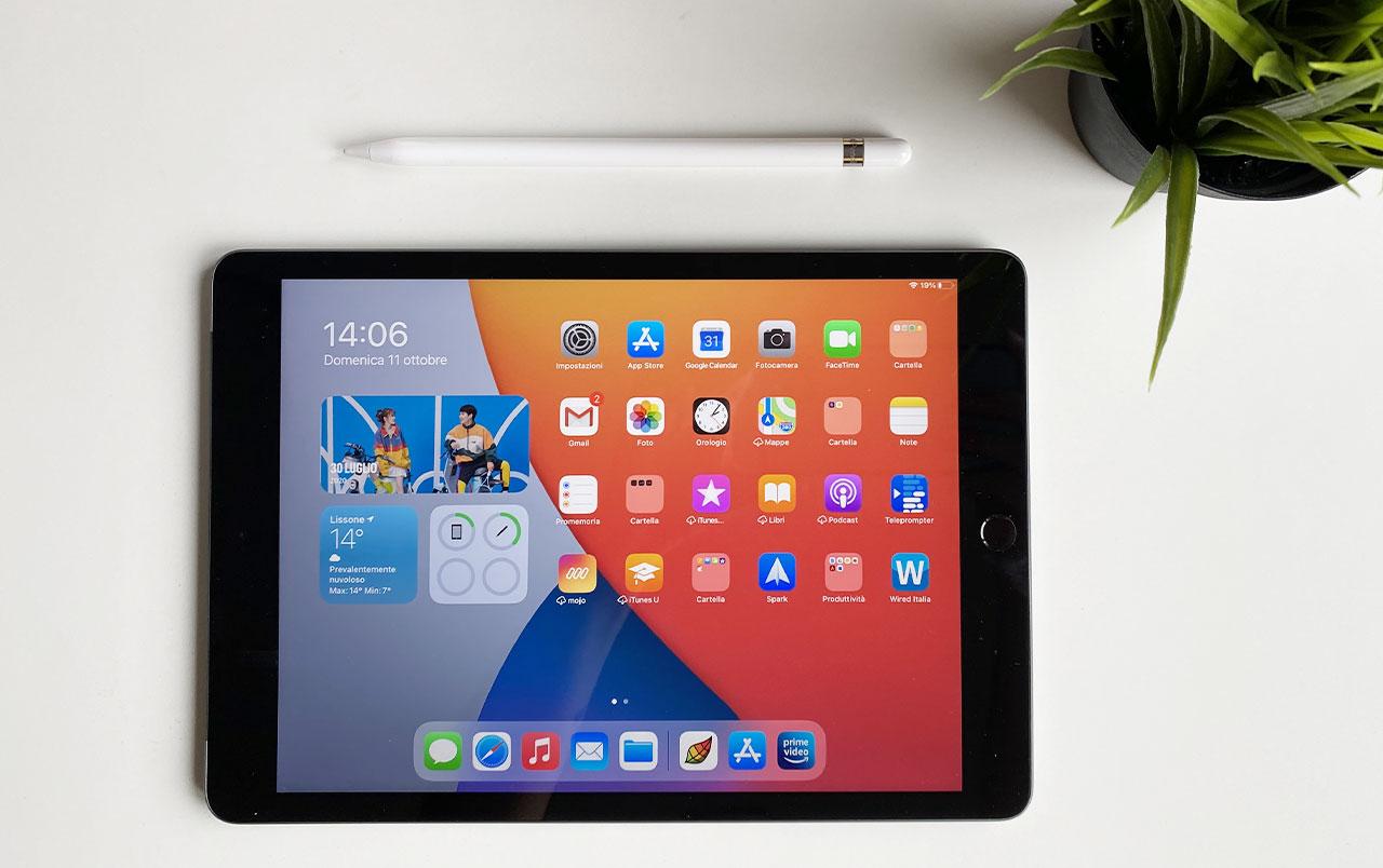 La recensione di Apple iPad 8. Potenziare la produttività con un tablet. thumbnail
