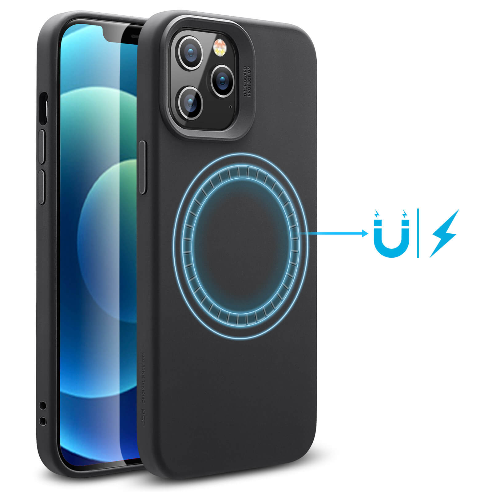 iPhone-12-Pro-Max-Cloud-Soft-Case-with-HaloLock-Magnetic-5-1