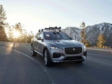 jaguar Land Rover nuova tecnologia cancellazione rumore