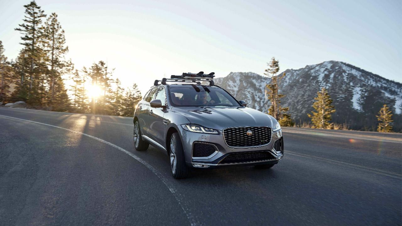 La nuova tecnologia di Jaguar Land Rover riduce la fatica del guidatore thumbnail