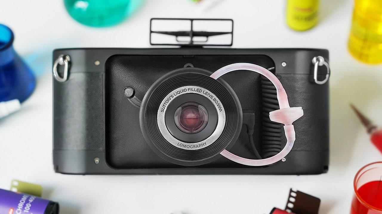 Lomography Hydrochrome, la fotocamera liquida thumbnail