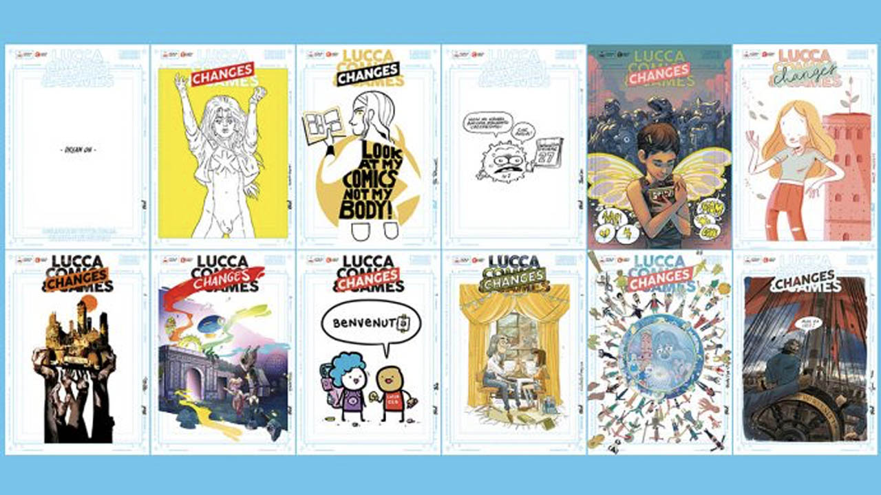 Lucca Changes, l'edizione inedita di Lucca Comics & Games thumbnail