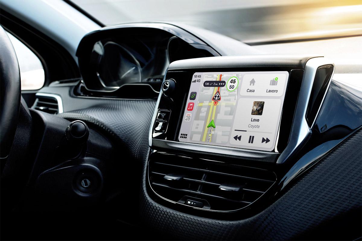 COYOTE APP: debuttano una nuova funzione CarPlay e una nuova promo thumbnail