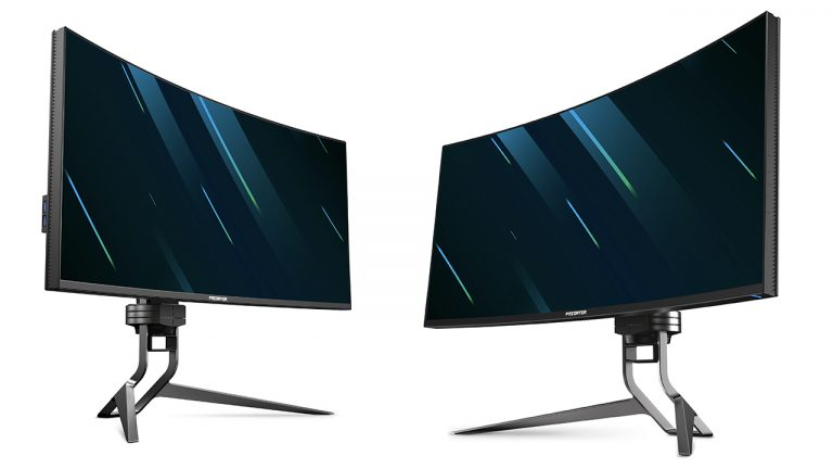 monitor gaming acer x34