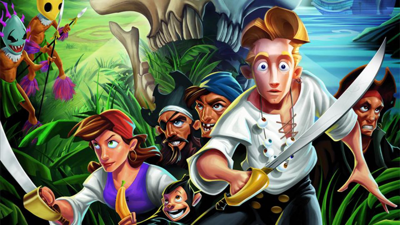 Spendereste 160$ per Monkey Island? thumbnail