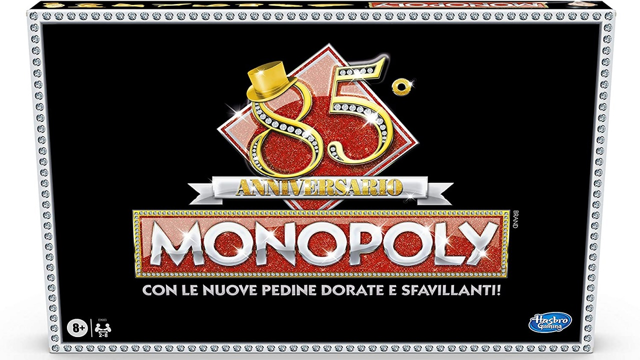 Buon compleanno Monopoly thumbnail