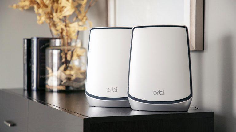 netgear orbi 6 wi-fi a casa
