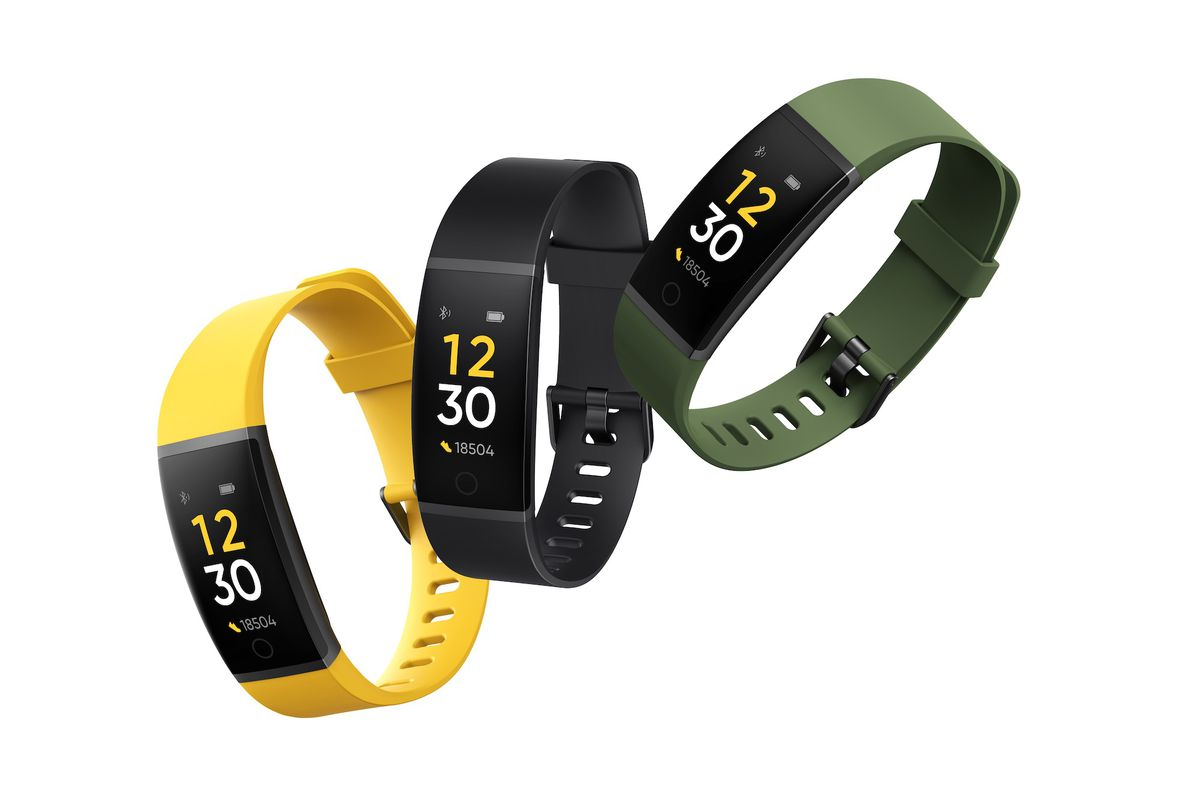Lo smartwatch Realme Band in offerta su Amazon a meno di 20 € thumbnail