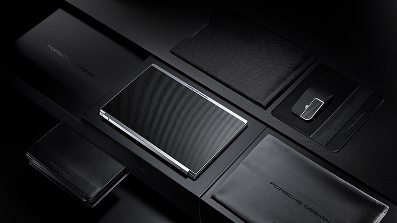 porsche design book travel kit