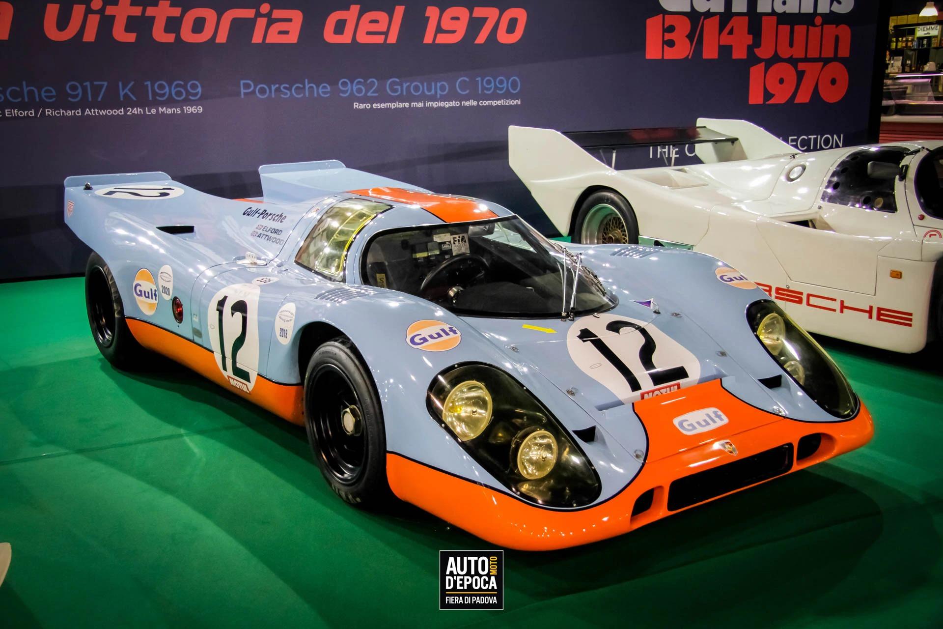 Prototipi da leggenda: la mostra che ha celebrato i successi di Porsche a Le Mans thumbnail