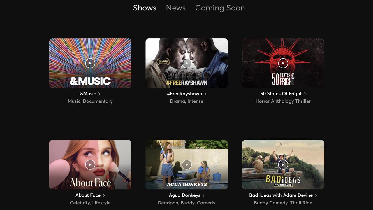 Quibi arriva su Apple TV, Android TV e Fire TV thumbnail