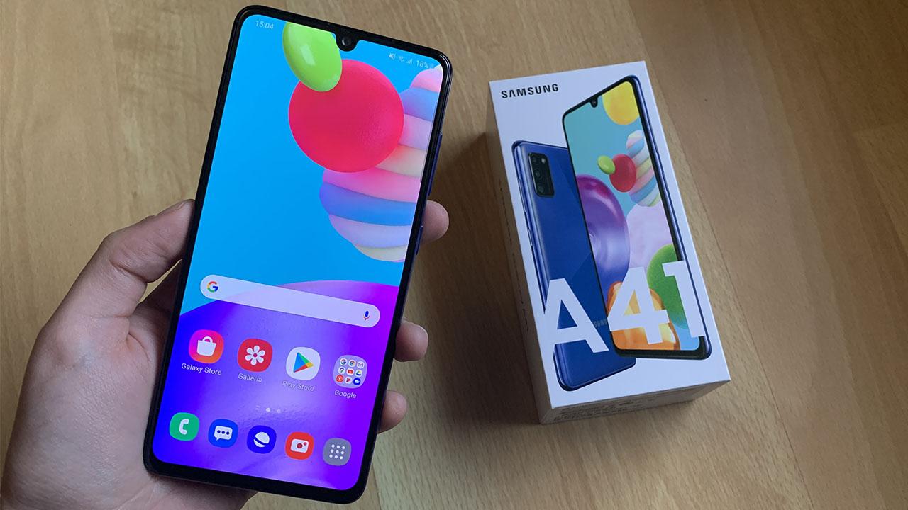 Recensione Samsung A41: le dimensioni contano, eccome thumbnail