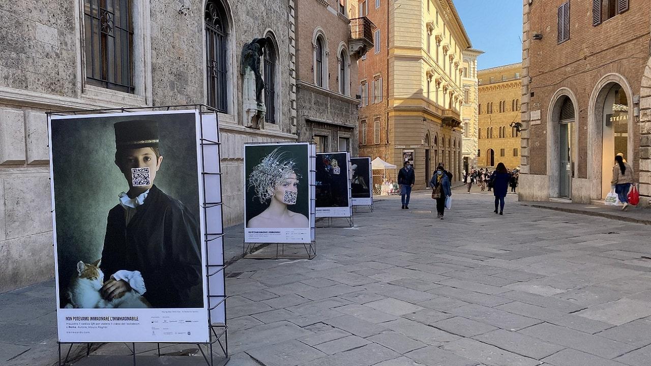 Siena Awards 2020: un viaggio fra fotografie, arte e QR code thumbnail