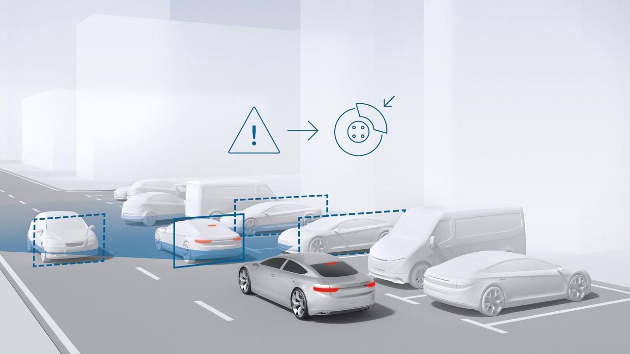 Una ricerca Bosch-ACI conferma l'efficacia degli ADAS thumbnail