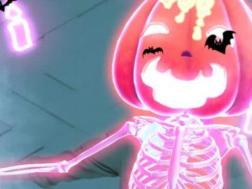 snapchat filtro halloween lenti