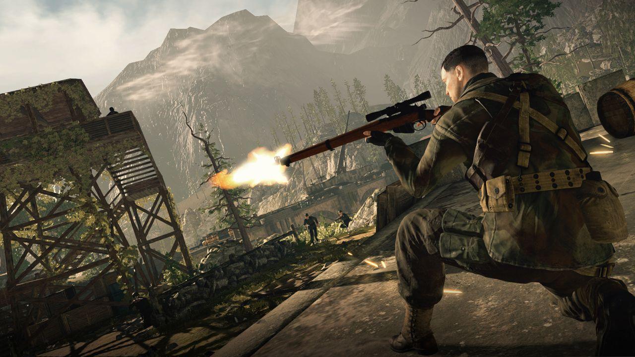 Rivelata la data di arrivo di Sniper Elite 4 su Switch thumbnail
