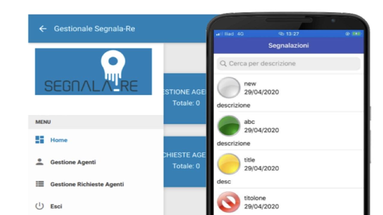 L'agente immobiliare diventa tech con Segnalare, l'app di Solo Affitti S.p.A. thumbnail