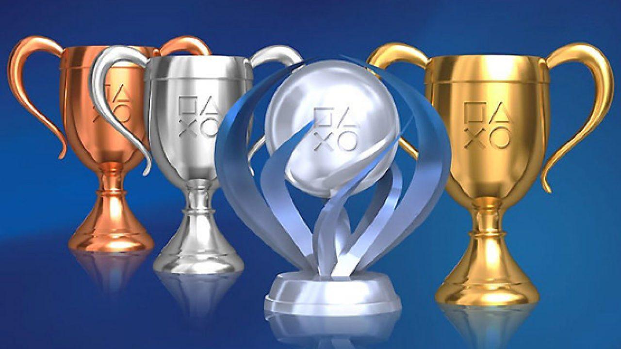 Sony rivoluziona i trofei PlayStation thumbnail
