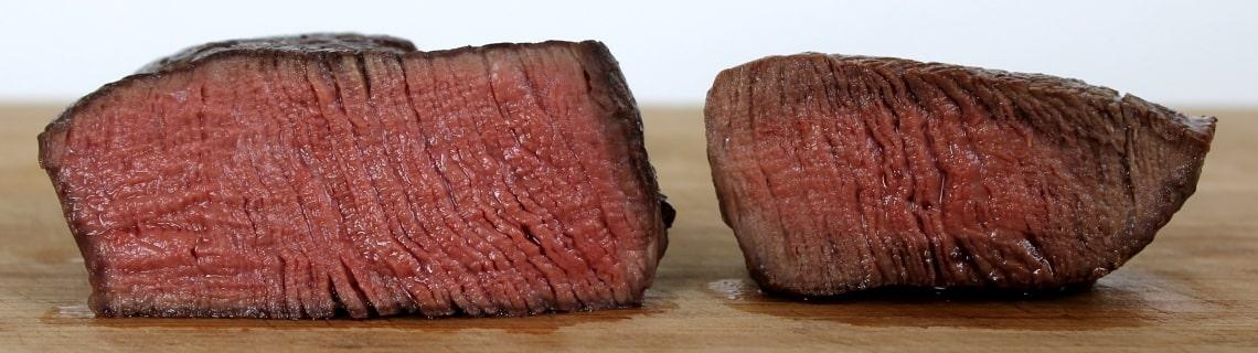 sous vide confronto carne