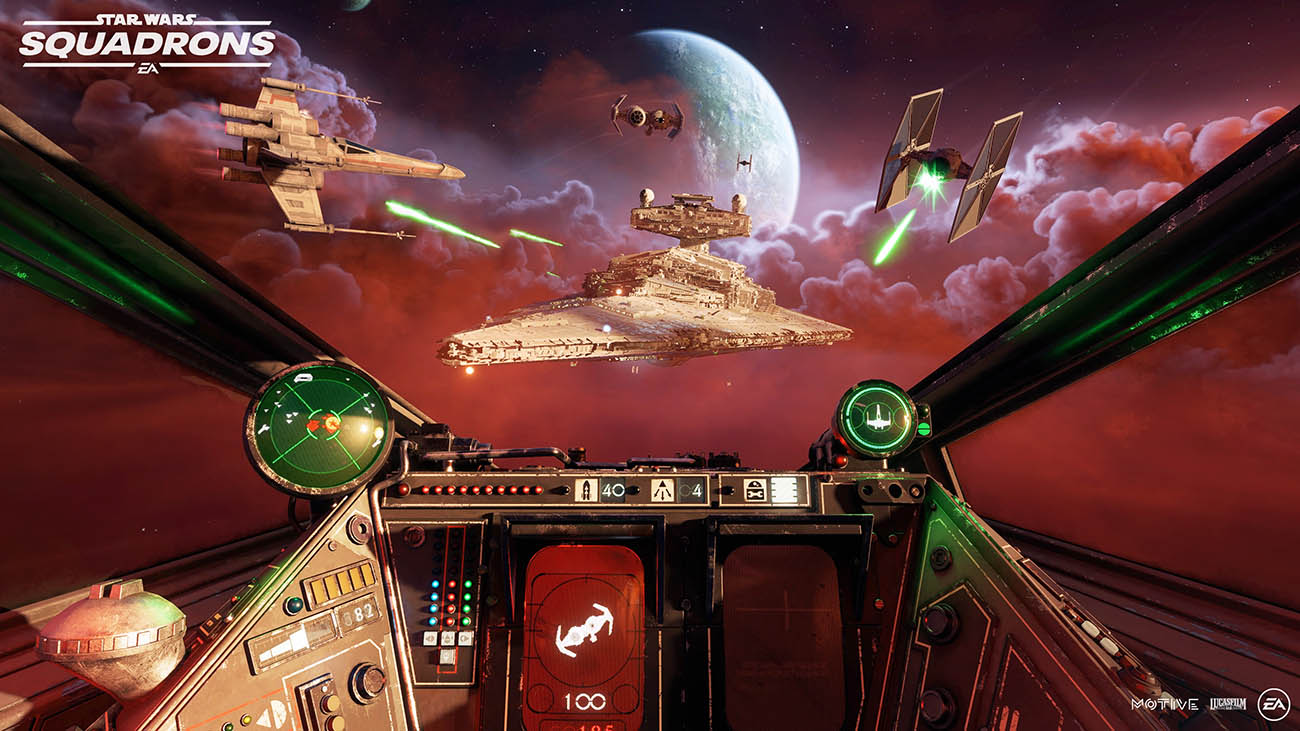 star wars squadrons recensione