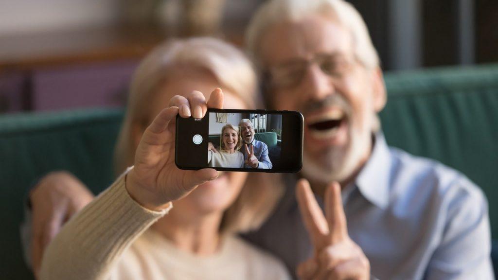 supporto tecnologico over 65