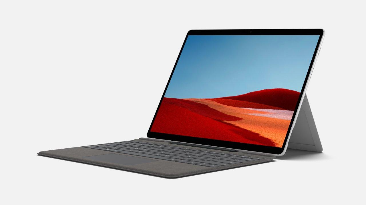 Surface Pro X 2020 è il nuovo frutto della partnership tra Microsoft e Qualcomm thumbnail