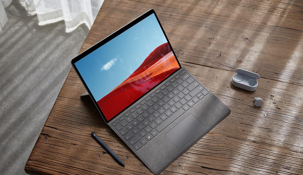 Surface Pro X: disponibili in Italia le nuove configurazioni thumbnail