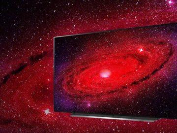 televisori oled lg zearo spazio ospite