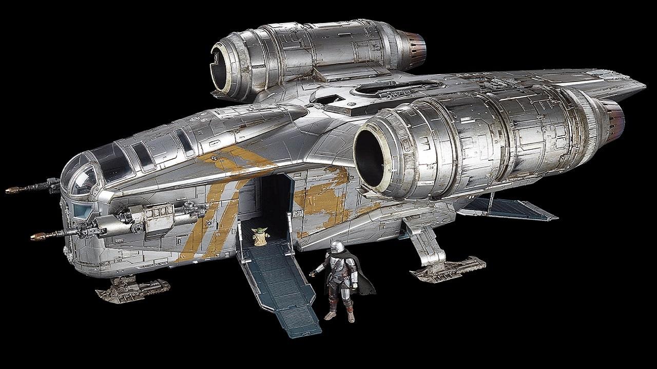 L'astronave di The Mandalorian costa 350 dollari thumbnail