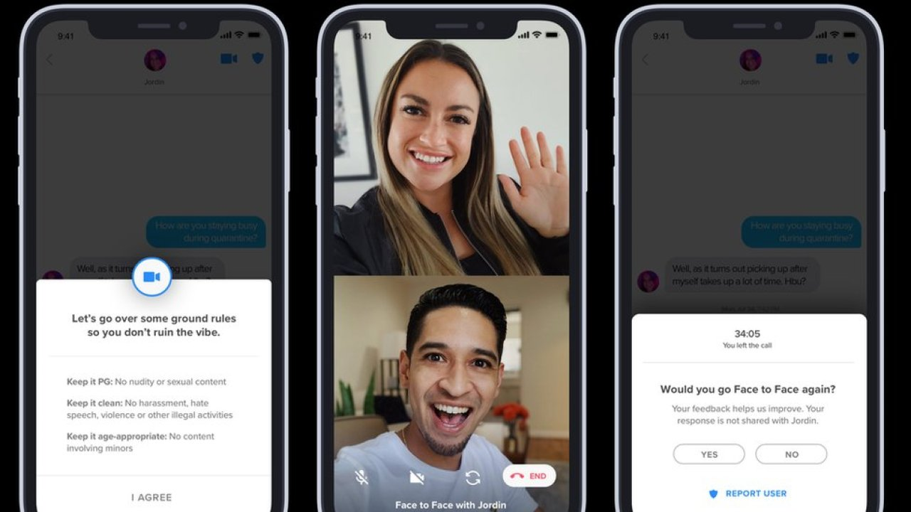 Arrivano le Video Chat per gli appuntamenti su Tinder thumbnail