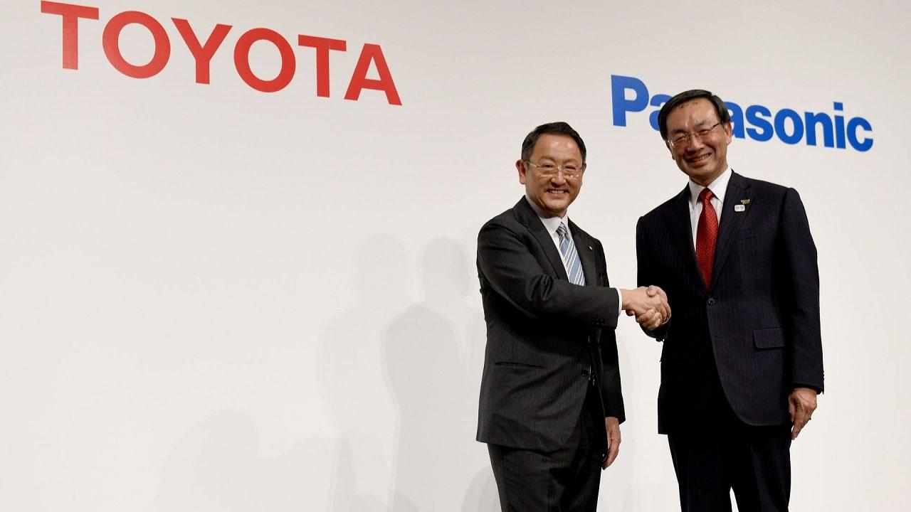 Toyota e Panasonic, insieme per produrre batterie thumbnail