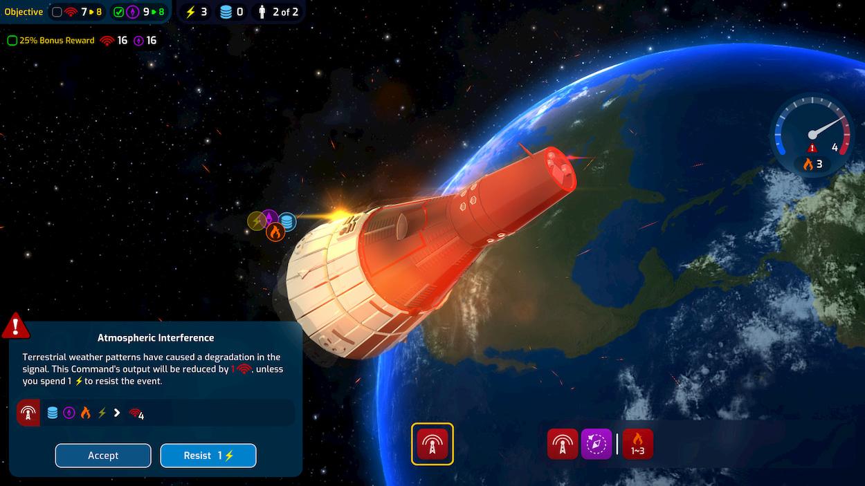 Il videogioco che ti mette in mano le chiavi di un'agenzia spaziale thumbnail