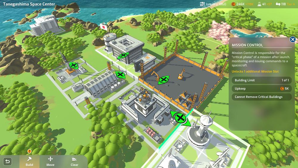 videogioco agenzia spaziale Mars Horizon