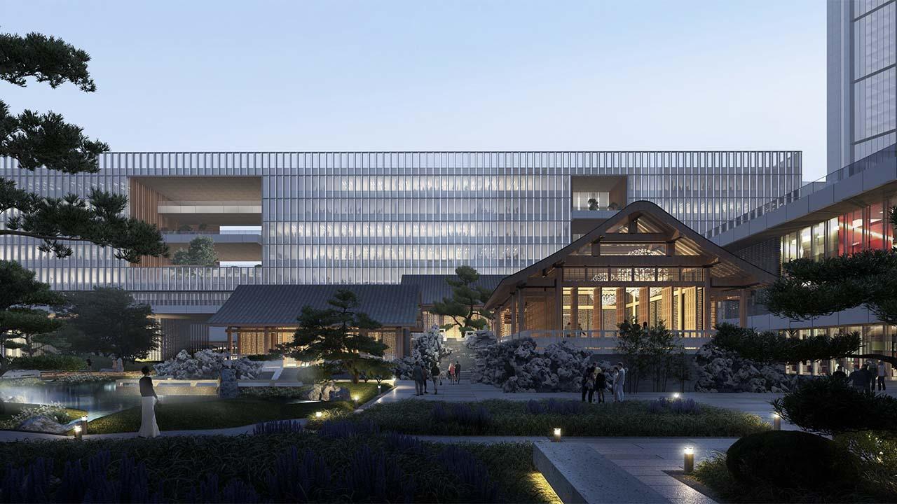 VIVO costruirà una nuova sede centrale in Cina thumbnail
