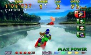 wave racer 64