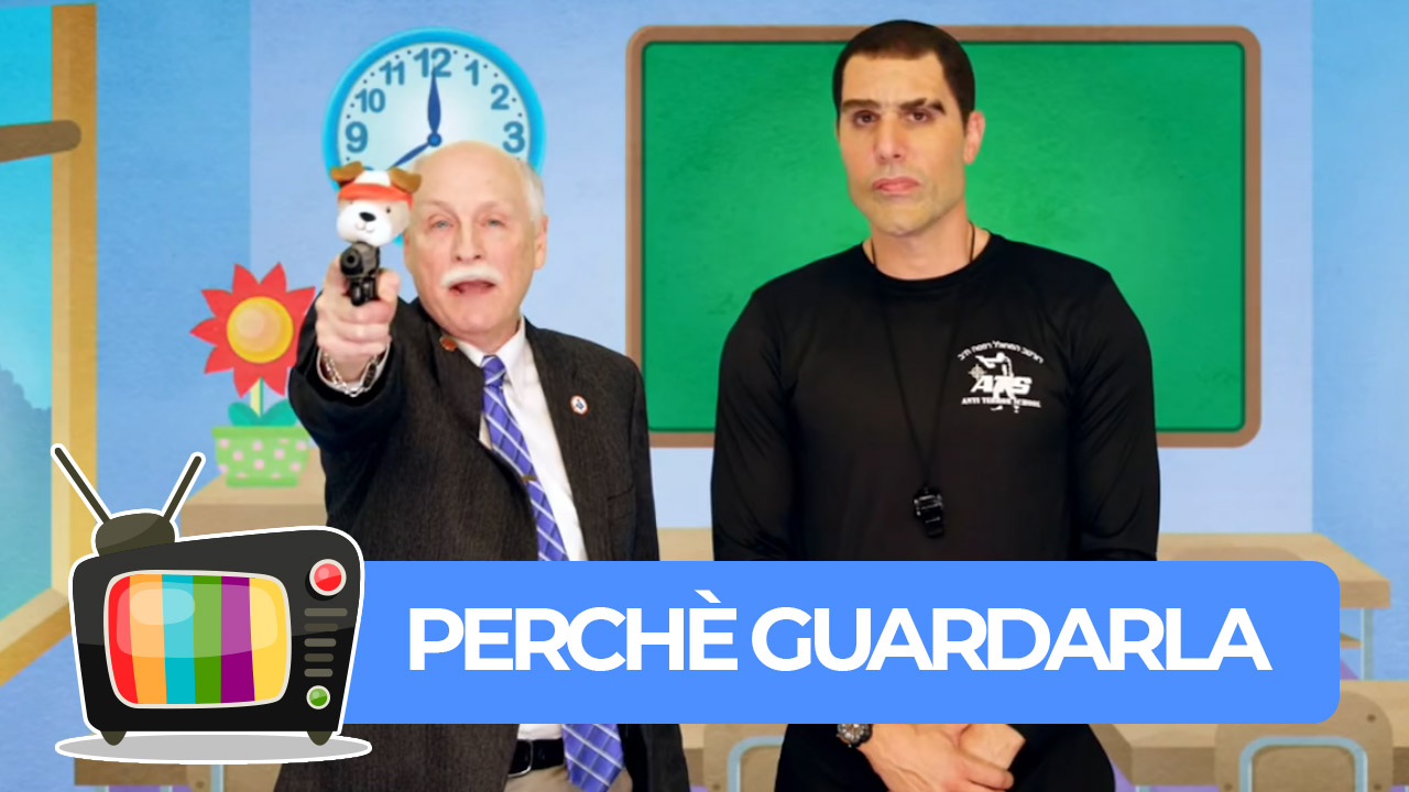 Who Is America?: Perché guardarla? thumbnail