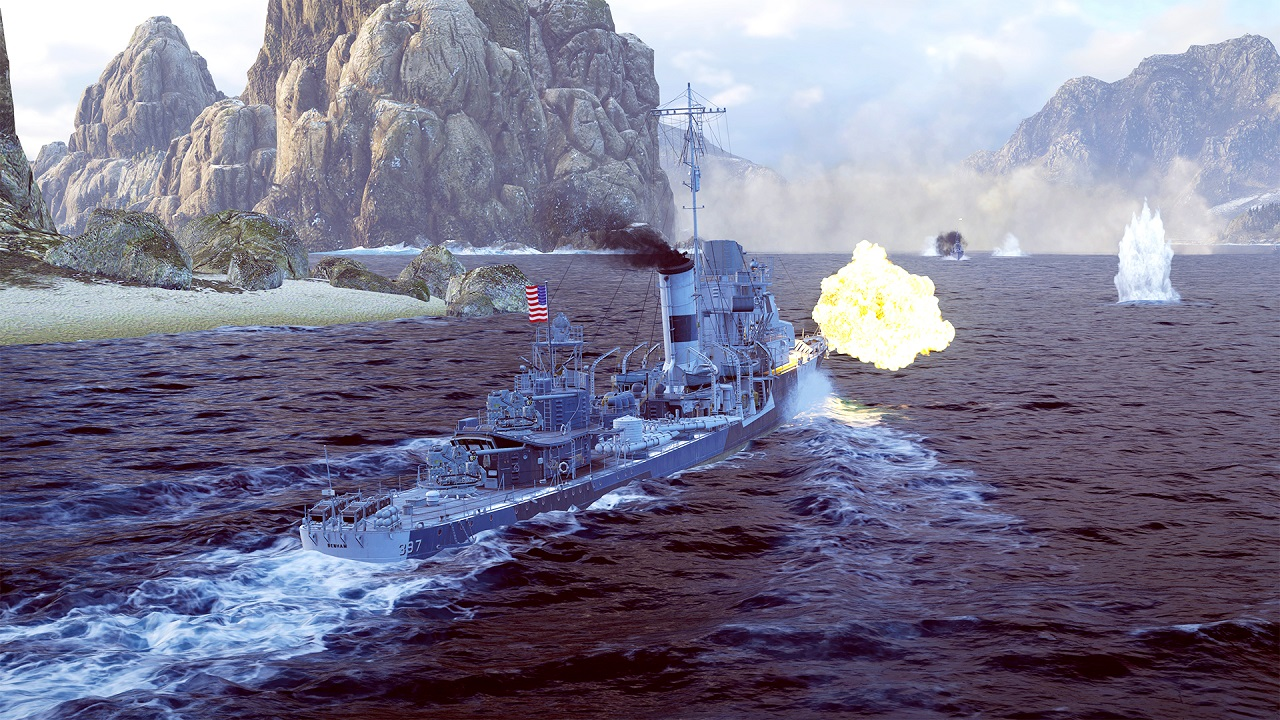 Azur Lane e World of Warships salpano in una nuova collaborazione thumbnail