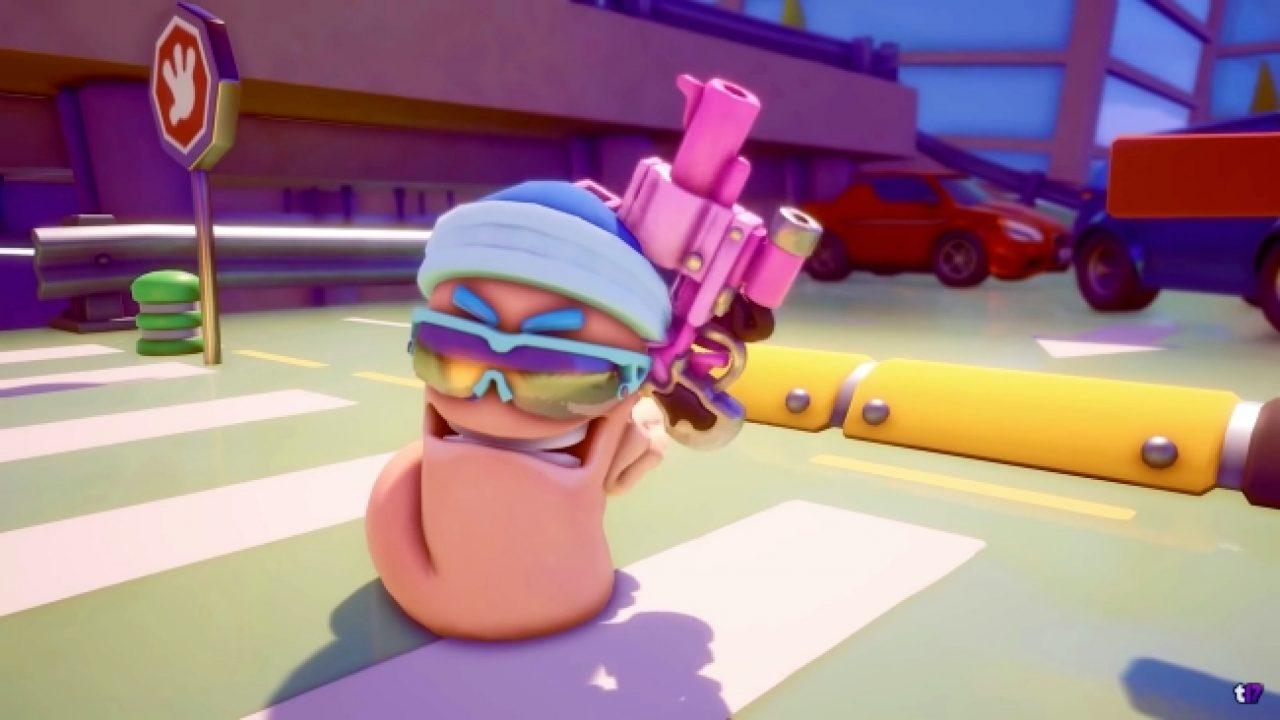 Worms Rumble riscalda i motori nel nuovo trailer thumbnail