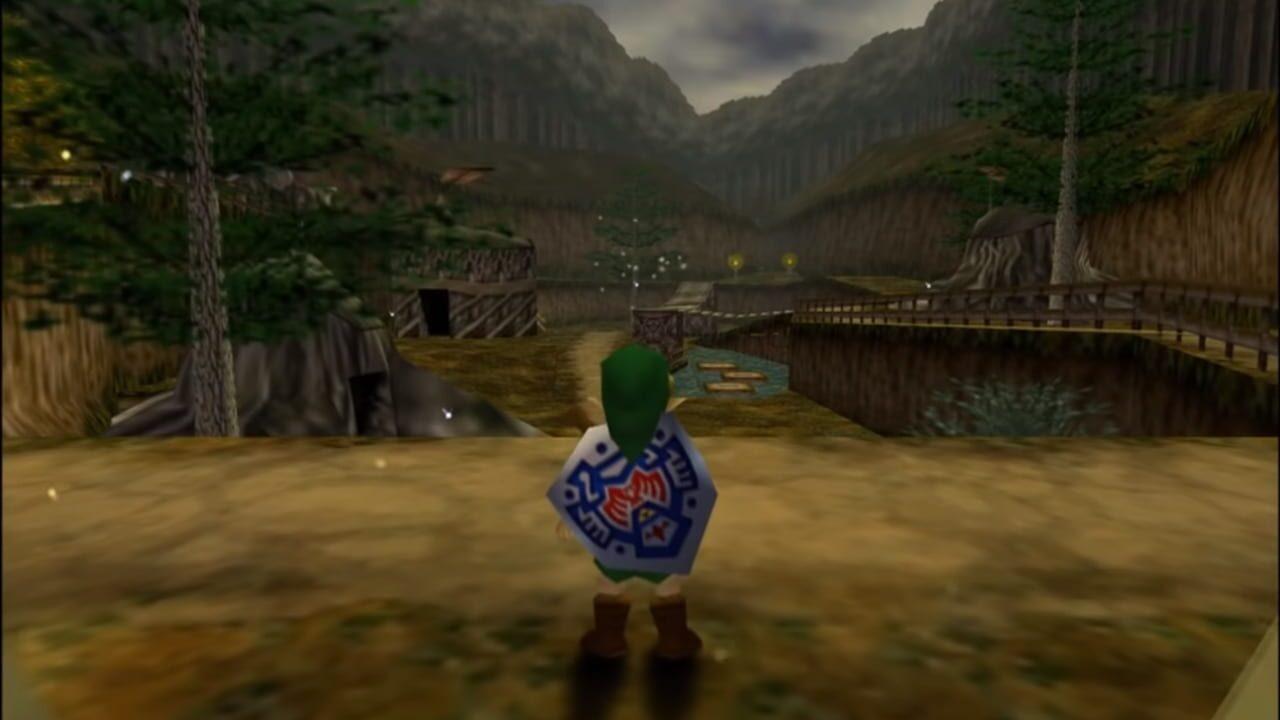 The Missing Link, il gioco dedicato a Zelda che non piace a Nintendo thumbnail