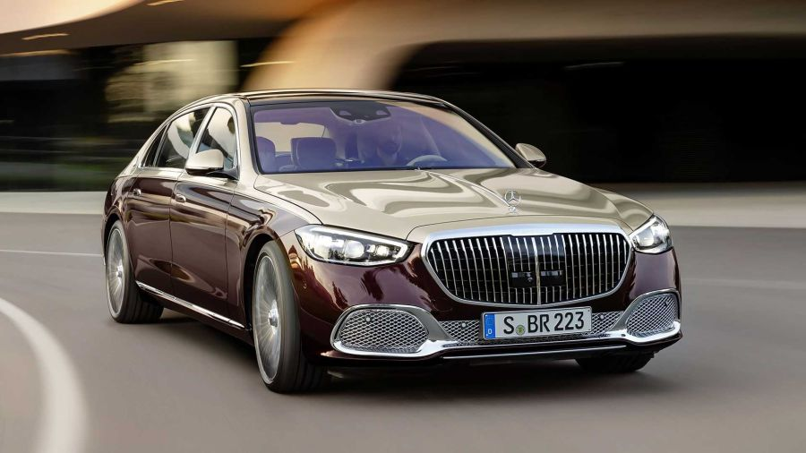 Mercedes-Maybach Classe S, l'ultra lusso in salsa tedesca thumbnail