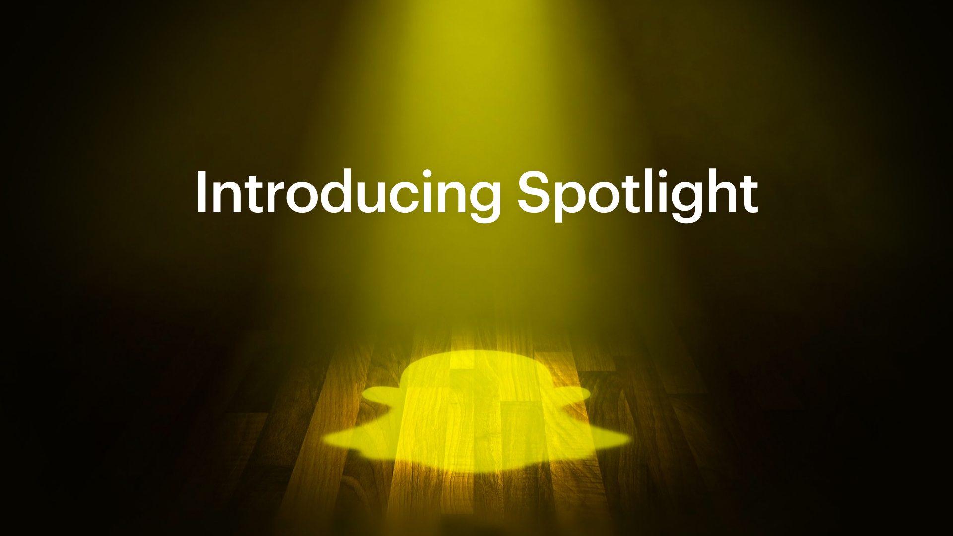 Snapchat sfida TikTok con la sezione Spotlight thumbnail
